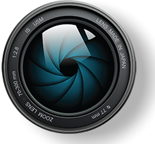 Photography Lens for JD Thompson, Painter and Photographer, Bloomfield, Ontario
